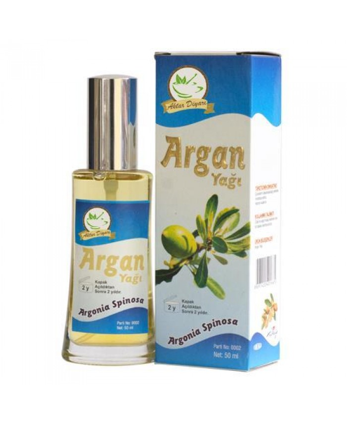 Argan Yağı 50 ml Sefer Yasemin