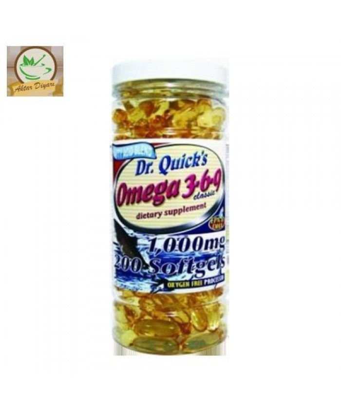 Dr.Quicks Omega 3-6-9