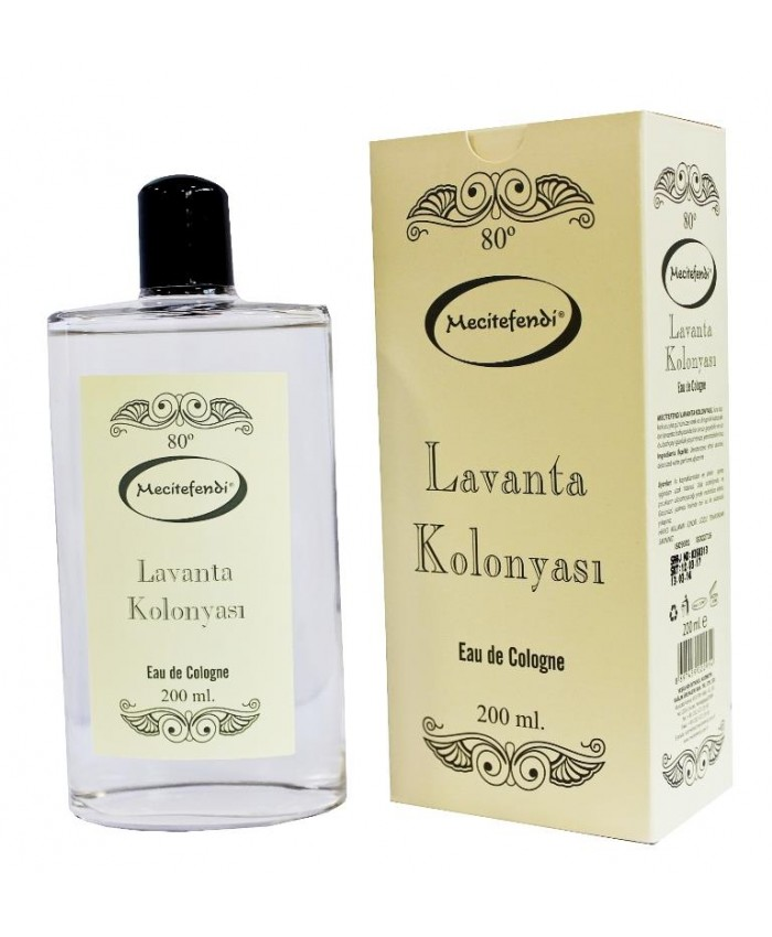 Lavanta Kolonyası 200ml Mecitefendi