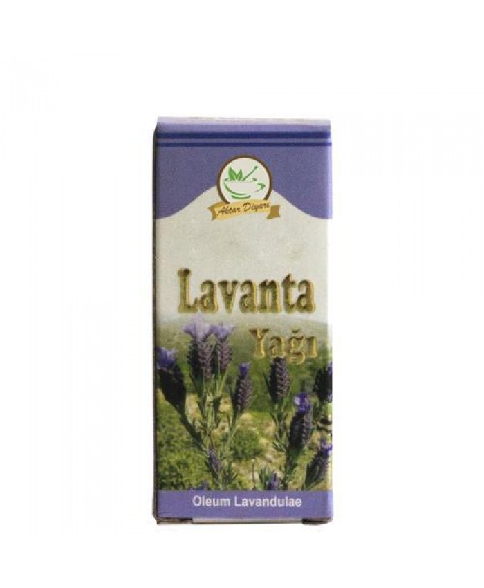 Lavanta Yağı 20 ml Sefer Yasemin