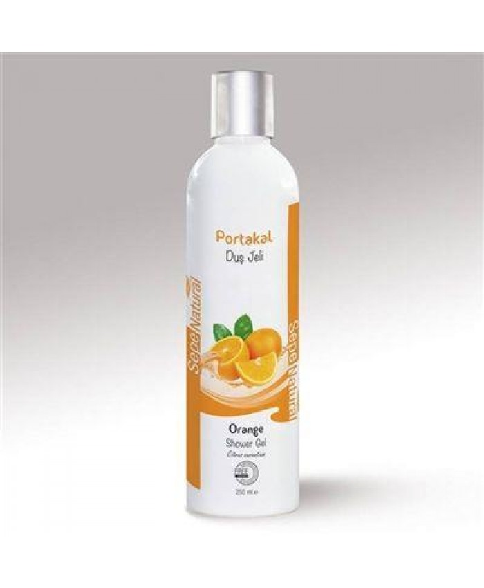 Sepe Natural Portakal Duş Jeli 250ml